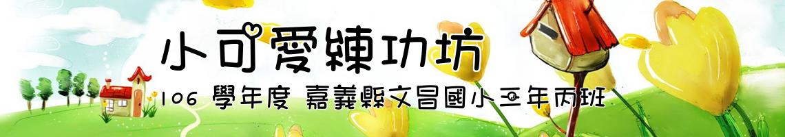 106 學年度 嘉義縣文昌國小三年丙班