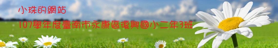 106 學年度 台南市永康區復興國小一年三班