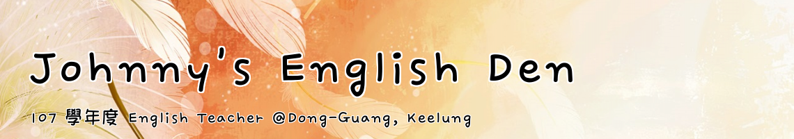 107 學年度 Floating English Teacher
