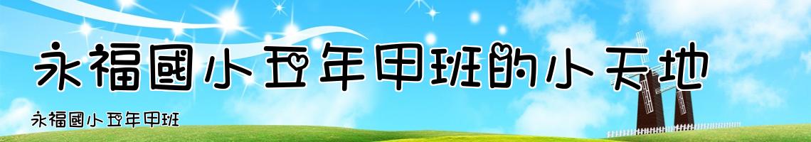 永福國小五年甲班