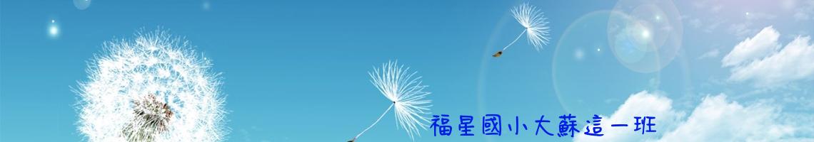 108學年度 臺北市立福星國小五年甲班
